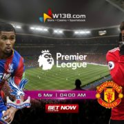 Crystal Palace vs Manchester United(MY)