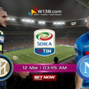 Inter vs SSC Napoli
