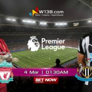 Liverpool vs Newcastle United