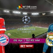 Bayern Munich vs R Madrid