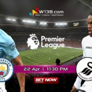 Manchester City vs Swansea