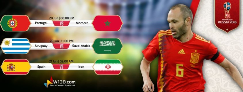 Portugal vs Morocco
