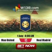 Man united vs Real madrid
