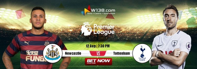 Newcastle United vs Tottenham