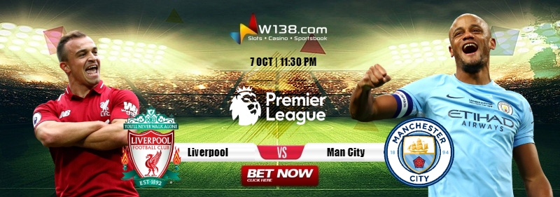 W138.com Liverpool vs Man city
