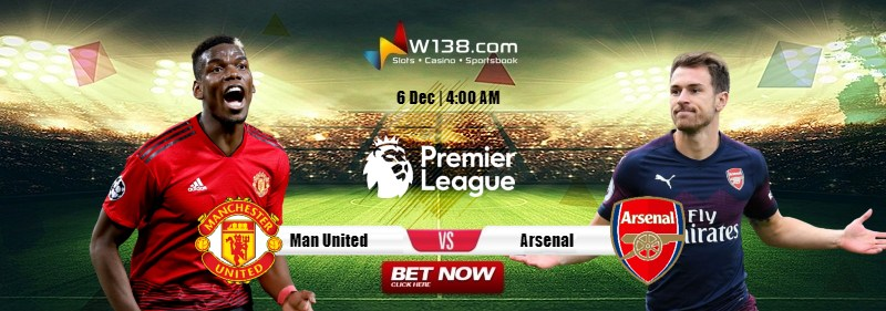 Man united vs Arsenal(W138.com)